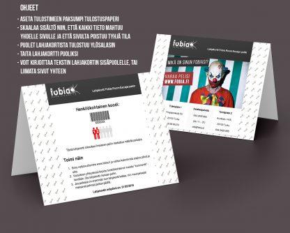 Lahjakortti 2:lle henkilölle PDF