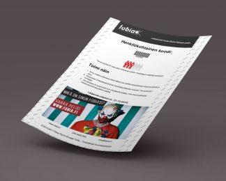 Lahjakortti 3:lle henkilölle PDF